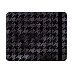 Houndstooth1 Black Marble & Black Watercolor Samsung Galaxy Tab Pro 8 4  Flip Case