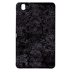 Damask2 Black Marble & Black Watercolor Samsung Galaxy Tab Pro 8 4 Hardshell Case by trendistuff