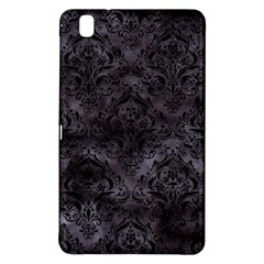 Damask1 Black Marble & Black Watercolor (r) Samsung Galaxy Tab Pro 8 4 Hardshell Case by trendistuff