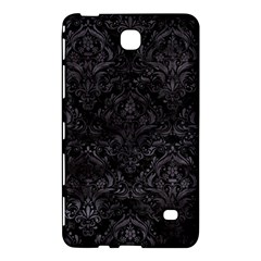 Damask1 Black Marble & Black Watercolor Samsung Galaxy Tab 4 (7 ) Hardshell Case  by trendistuff