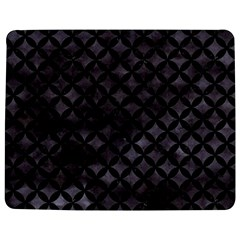 Circles3 Black Marble & Black Watercolor (r) Jigsaw Puzzle Photo Stand (rectangular) by trendistuff