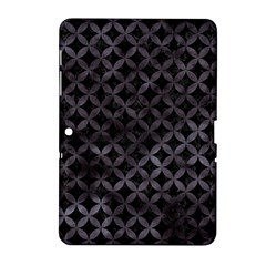 Circles3 Black Marble & Black Watercolor Samsung Galaxy Tab 2 (10 1 ) P5100 Hardshell Case  by trendistuff