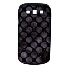 Circles2 Black Marble & Black Watercolor Samsung Galaxy S Iii Classic Hardshell Case (pc+silicone) by trendistuff