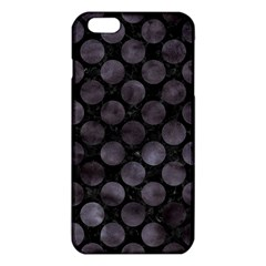 Circles2 Black Marble & Black Watercolor Iphone 6 Plus/6s Plus Tpu Case by trendistuff