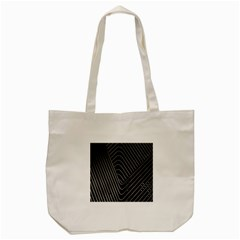 Chrome Abstract Pile Of Chrome Chairs Detail Tote Bag (cream) by Simbadda