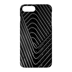 Chrome Abstract Pile Of Chrome Chairs Detail Apple Iphone 7 Plus Hardshell Case