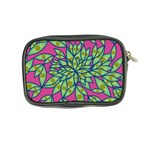 Big Growth Abstract Floral Texture Coin Purse Back
