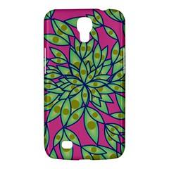 Big Growth Abstract Floral Texture Samsung Galaxy Mega 6 3  I9200 Hardshell Case by Simbadda