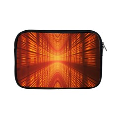 Abstract Wallpaper With Glowing Light Apple Ipad Mini Zipper Cases by Simbadda