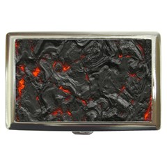 Volcanic Lava Background Effect Cigarette Money Cases by Simbadda