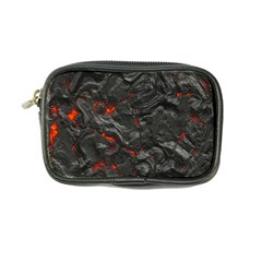 Volcanic Lava Background Effect Coin Purse by Simbadda