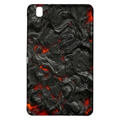 Volcanic Lava Background Effect Samsung Galaxy Tab Pro 8 4 Hardshell Case by Simbadda