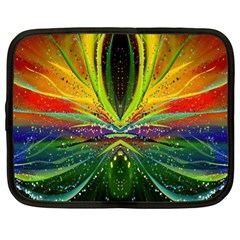 Future Abstract Desktop Wallpaper Netbook Case (xl)