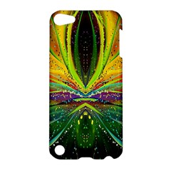 Future Abstract Desktop Wallpaper Apple Ipod Touch 5 Hardshell Case by Simbadda