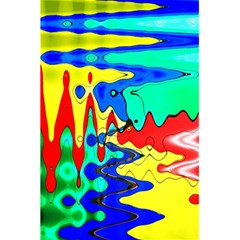 Bright Colours Abstract 5 5  X 8 5  Notebooks by Simbadda