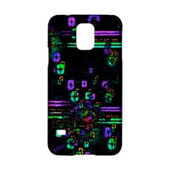 Digital Painting Colorful Colors Light Samsung Galaxy S5 Hardshell Case  by Simbadda