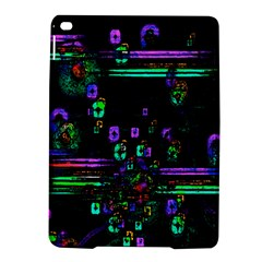 Digital Painting Colorful Colors Light Ipad Air 2 Hardshell Cases by Simbadda