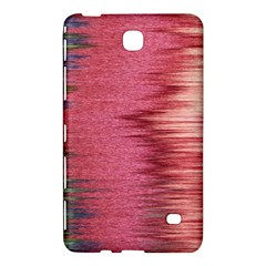 Rectangle Abstract Background In Pink Hues Samsung Galaxy Tab 4 (8 ) Hardshell Case  by Simbadda