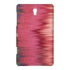 Rectangle Abstract Background In Pink Hues Samsung Galaxy Tab S (8 4 ) Hardshell Case  by Simbadda