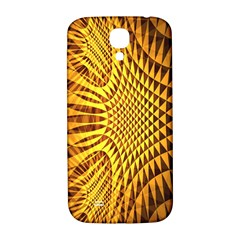Patterned Wallpapers Samsung Galaxy S4 I9500/i9505  Hardshell Back Case by Simbadda