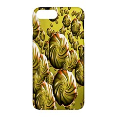 Melting Gold Drops Brighten Version Abstract Pattern Revised Edition Apple Iphone 7 Plus Hardshell Case