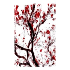 Tree Art Artistic Abstract Background Shower Curtain 48  X 72  (small)  by Simbadda