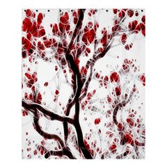 Tree Art Artistic Abstract Background Shower Curtain 60  X 72  (medium)  by Simbadda