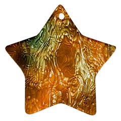 Light Effect Abstract Background Wallpaper Ornament (star) by Simbadda