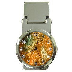 Light Effect Abstract Background Wallpaper Money Clip Watches by Simbadda