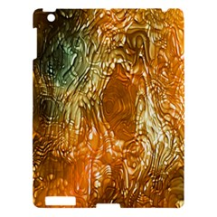 Light Effect Abstract Background Wallpaper Apple Ipad 3/4 Hardshell Case by Simbadda