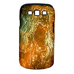 Light Effect Abstract Background Wallpaper Samsung Galaxy S Iii Classic Hardshell Case (pc+silicone) by Simbadda