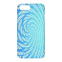 Abstract Pattern Neon Glow Background Apple Iphone 7 Plus Hardshell Case