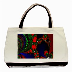 Recurring Circles In Shape Of Amphitheatre Basic Tote Bag by Simbadda