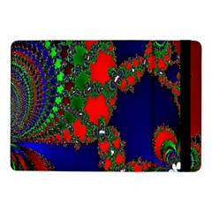 Recurring Circles In Shape Of Amphitheatre Samsung Galaxy Tab Pro 10 1  Flip Case by Simbadda
