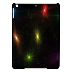 Star Lights Abstract Colourful Star Light Background Ipad Air Hardshell Cases