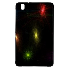 Star Lights Abstract Colourful Star Light Background Samsung Galaxy Tab Pro 8 4 Hardshell Case