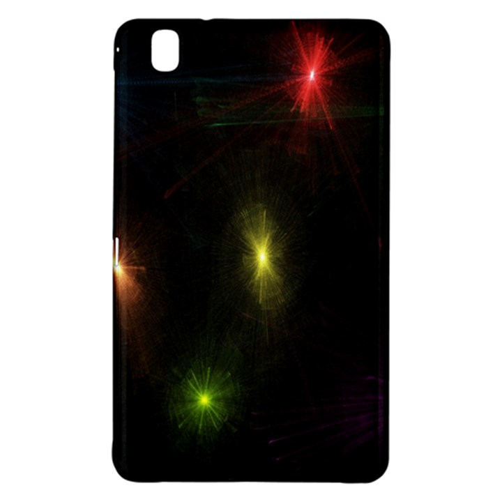Star Lights Abstract Colourful Star Light Background Samsung Galaxy Tab Pro 8.4 Hardshell Case