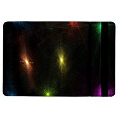 Star Lights Abstract Colourful Star Light Background Ipad Air 2 Flip