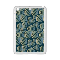 Gradient Flowers Abstract Background Ipad Mini 2 Enamel Coated Cases by Simbadda