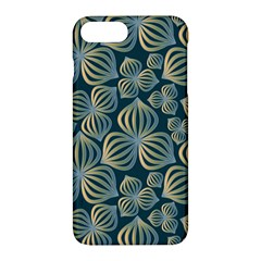 Gradient Flowers Abstract Background Apple Iphone 7 Plus Hardshell Case