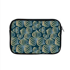 Gradient Flowers Abstract Background Apple Macbook Pro 15  Zipper Case