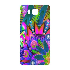 Wild Abstract Design Samsung Galaxy Alpha Hardshell Back Case by Simbadda