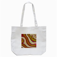 Artificial Colorful Lava Background Tote Bag (white) by Simbadda
