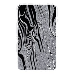 Abstract Swirling Pattern Background Wallpaper Memory Card Reader by Simbadda