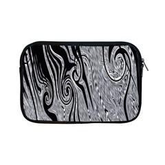 Abstract Swirling Pattern Background Wallpaper Apple Ipad Mini Zipper Cases by Simbadda