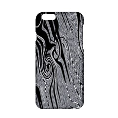 Abstract Swirling Pattern Background Wallpaper Apple Iphone 6/6s Hardshell Case by Simbadda