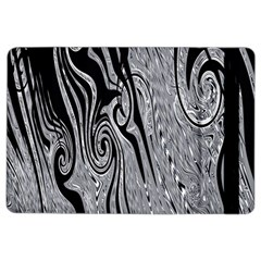 Abstract Swirling Pattern Background Wallpaper Ipad Air 2 Flip by Simbadda