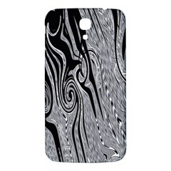 Abstract Swirling Pattern Background Wallpaper Samsung Galaxy Mega I9200 Hardshell Back Case by Simbadda