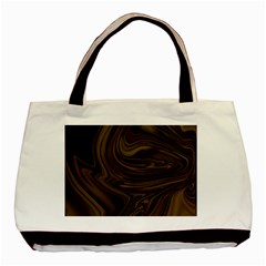 Abstract Art Basic Tote Bag (two Sides) by Simbadda