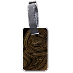 Abstract Art Luggage Tags (one Side)  by Simbadda
